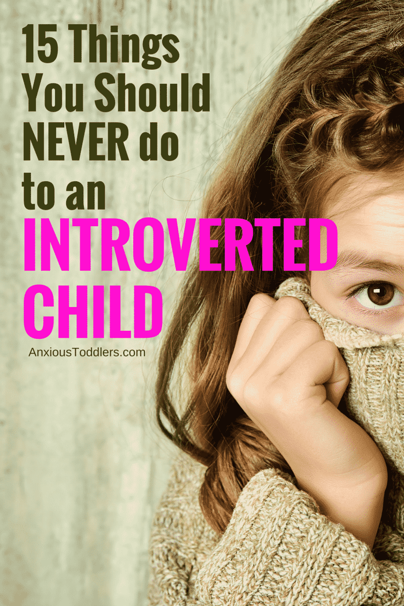 If you have an introvert at home this is a MUST read!