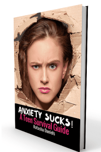This book offers teen help, without the psychobabble. A must read for teens suffering with anxiety and parents who are trying to understand it!