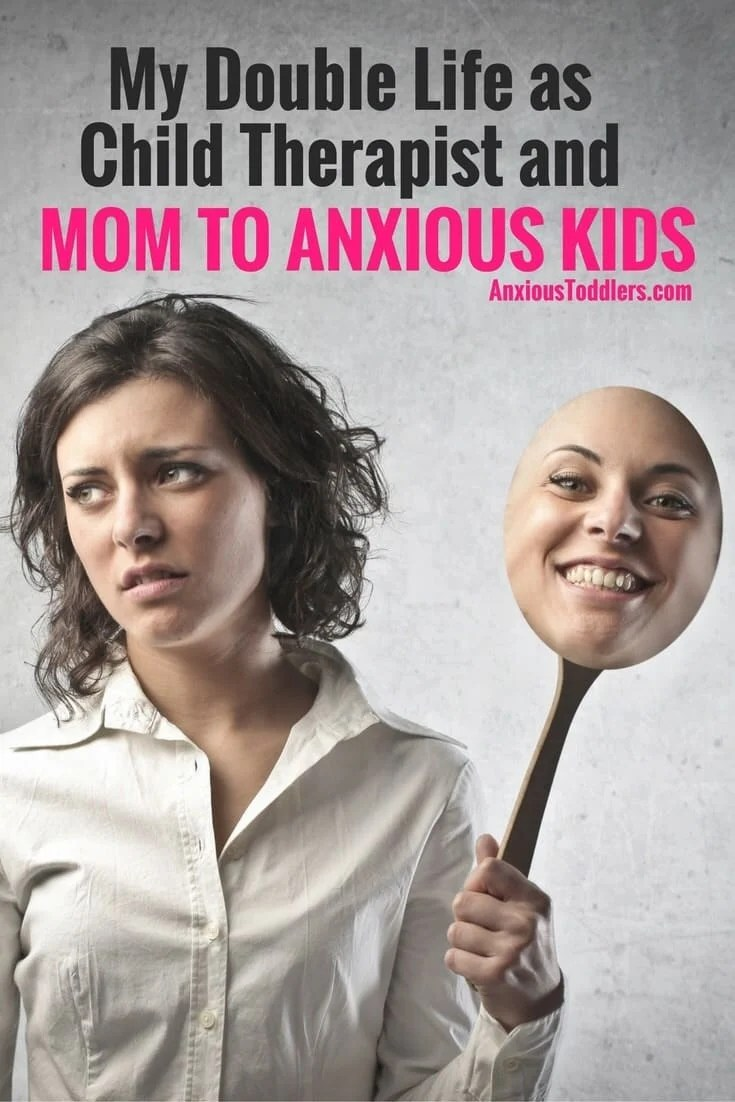 My life as a child therapist and mom to anxious kids. Sometimes knowledge is a curse.