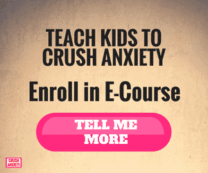 Crush anxiety e-course