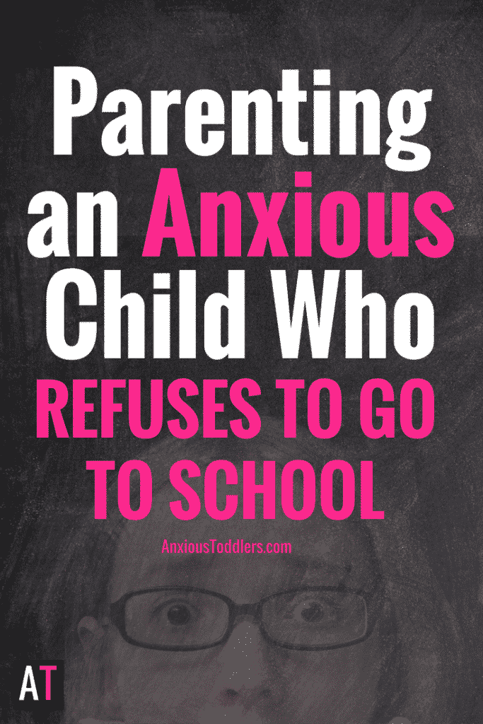 Anxiety can be debilitating, but when anxiety causes school refusal the issue can get serious fast! Learn how to approach the issue.