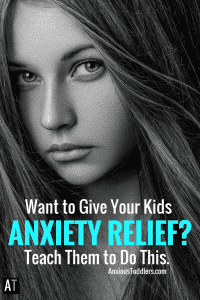 It sucks watching kids struggle with anxiety. Parents try all sorts of things to give their kids anxiety relief, but they are often missing this key step.