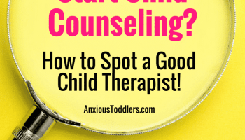 ask the child therapist episode 30 looking to start child counseling how to spot