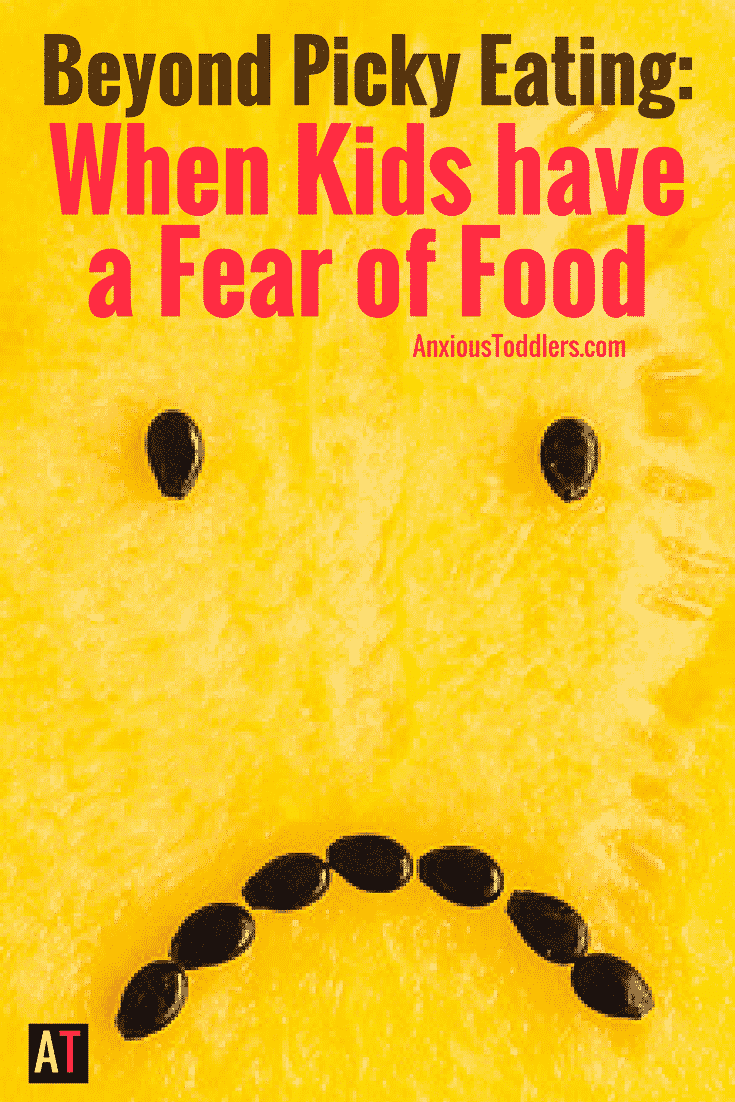 Your child wants to eat, but they are afraid. Afraid of the taste. Afraid of the texture. Afraid of a belief in their head. Fear of food is a real problem.