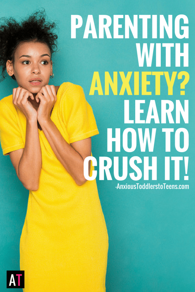 Parenting with anxiety can feel like an uphill battle. In this week's podcast I talk about how to cope with your own anxiety.