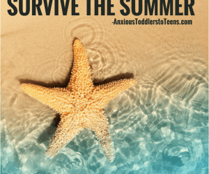 PSP 072: Helping Kids with Anxiety & OCD Survive the Summer