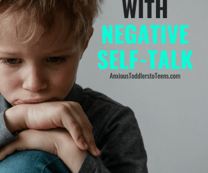 Ask the Child Therapist Kids Edition Episode 86: Helping a Child with Negative Self-Talk