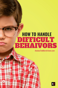 If you have a child with anxiety or OCD – you probably also have a child with difficult behavior. Learn how to handle difficult behaviors effectively.