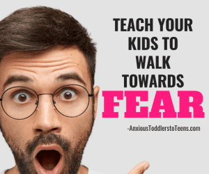 Ask the Child Therapist Episode 97 Kids Edition: Teaching Kids to Beat Fear by Moving Towards It.