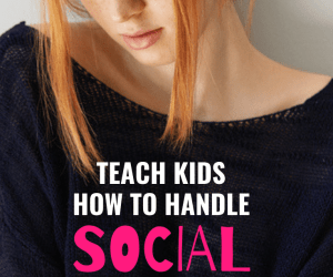 Ask the Child Therapist Episode 96 Kids Edition: Teach Kids How to Deal with Social Anxiety