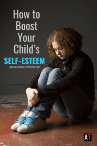 Anxiety can rob our children of many things, including your child's self-esteem. Here are 5 tips to help boost your child's self-confidence.