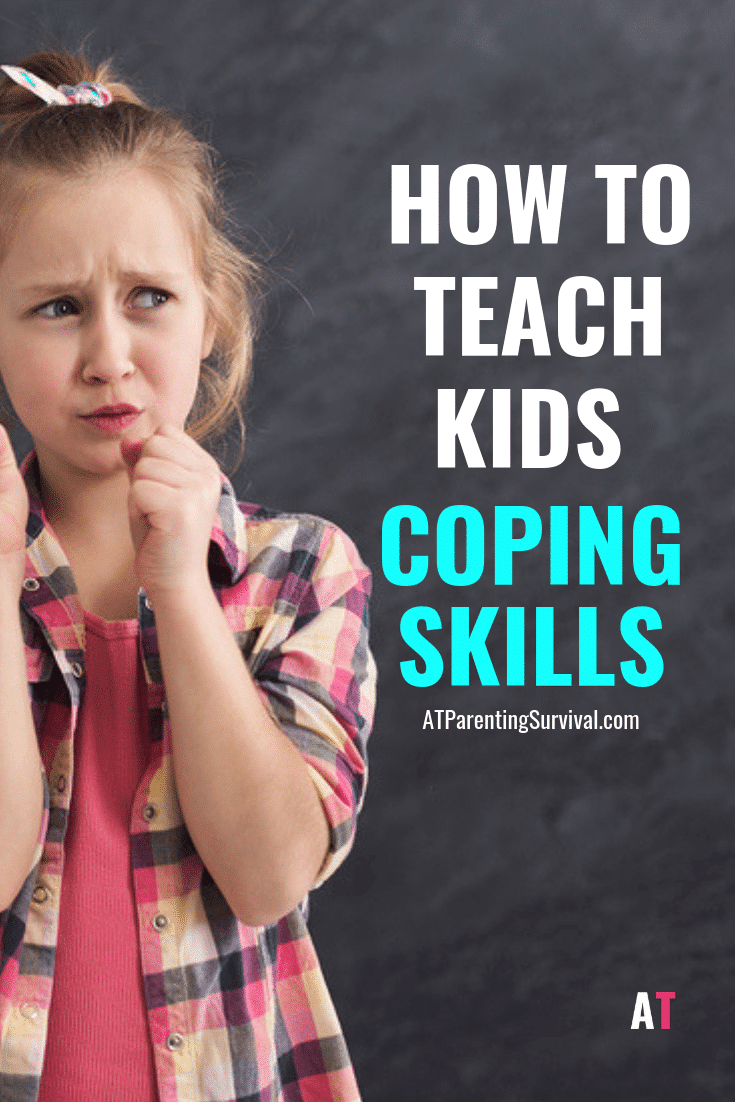 Teaching kids coping skills can reduce anger, anxiety and stress. Learn the most effective coping skills with Janine Halloran.