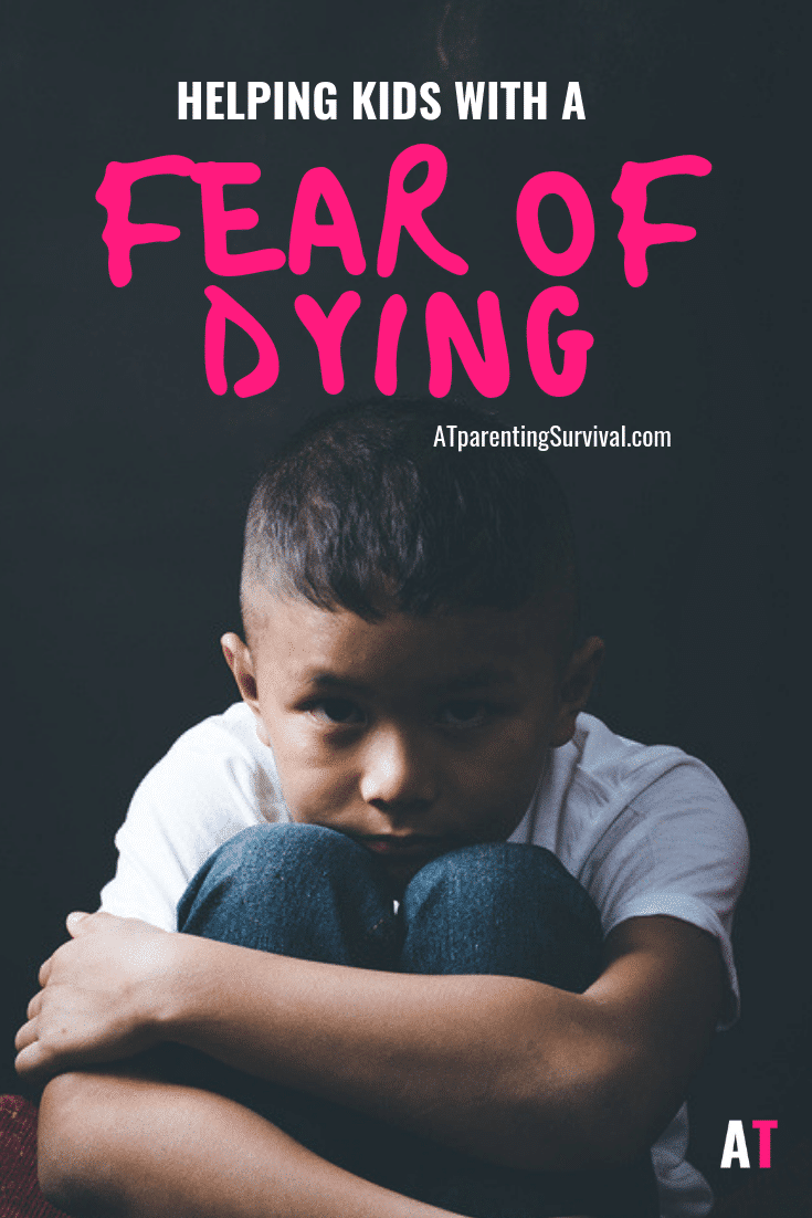 One of the biggest fears kids can have is the fear of dying. In this kids Youtube video I am helping kids learn how to overcome their fear of dying.