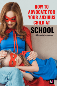 If your child has needs that aren't being addressed at school you might need to a 504 plan for anxiety or OCD. But where do you begin?