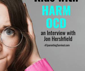 PSP 099: Helping Kids with Harm OCD an Interview with Jon Hershfield