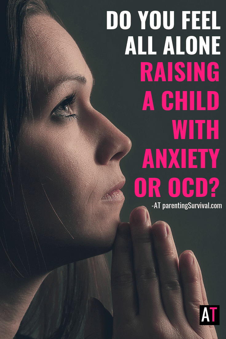 When your child is in a battle with anxiety or OCD in can feel so lonely. It doesn't have to be though. There are a tribe of us. Sharing and caring!