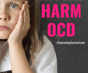 Ask the Child Therapist Episode 107 Kids Edition: Harm OCD in Children | How to Help