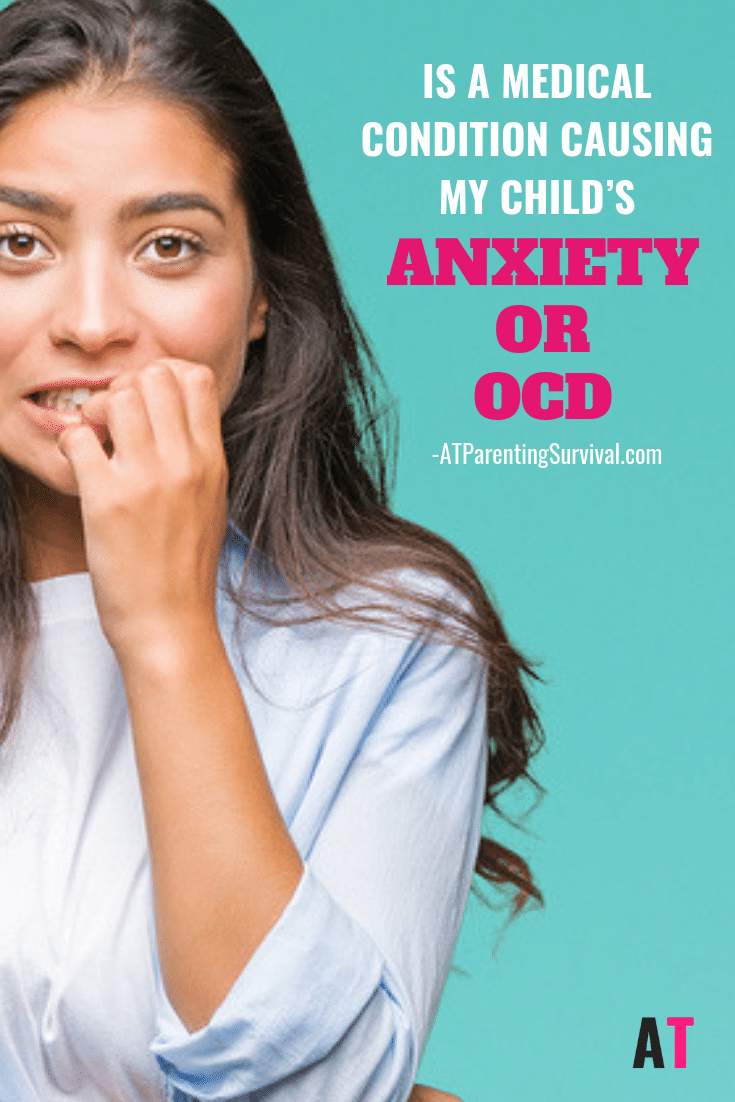 Do you wonder if a medical condition is at the root of your child's anxiety or OCD? In this episode I explore the blurry connection between the medical and mental health world.
