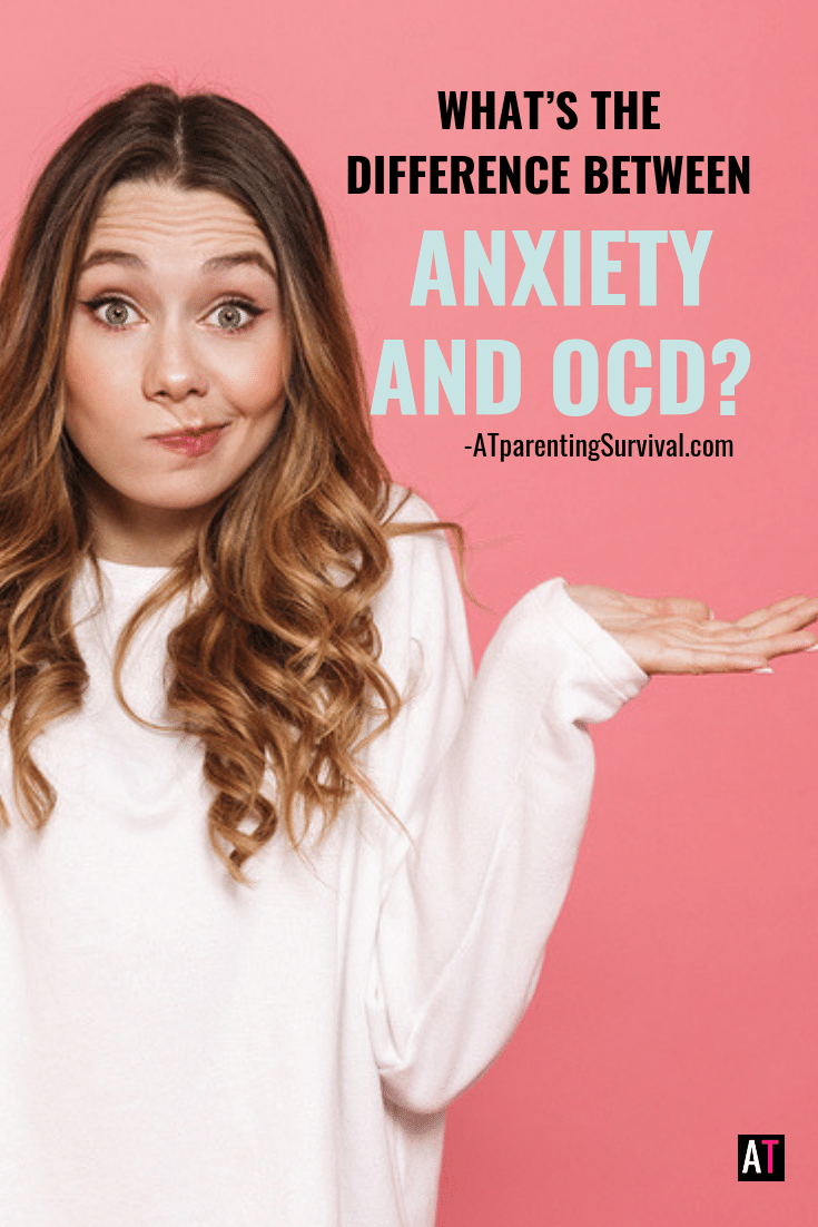 PSP 104: How to tell the Difference Between Anxiety and OCD