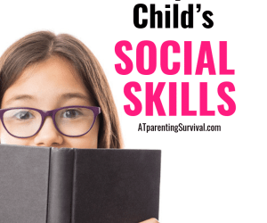 Ask the Child Therapist Episode 115 Kids Edition: When Anxiety Impacts Your Social Skills