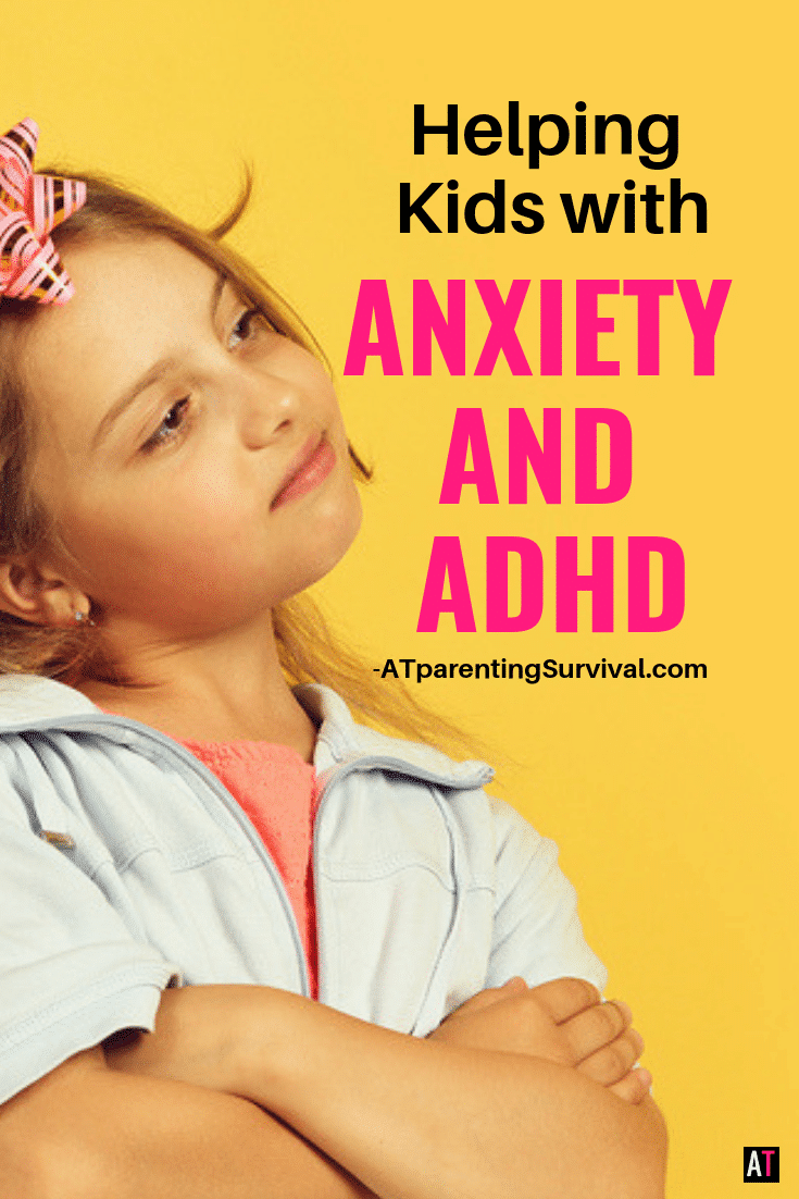 If you have a child with anxiety and ADHD you might have a full parental plate! I invited Angela Pruess to teach us some practical tips on parenting a child with anxiety and ADHD.