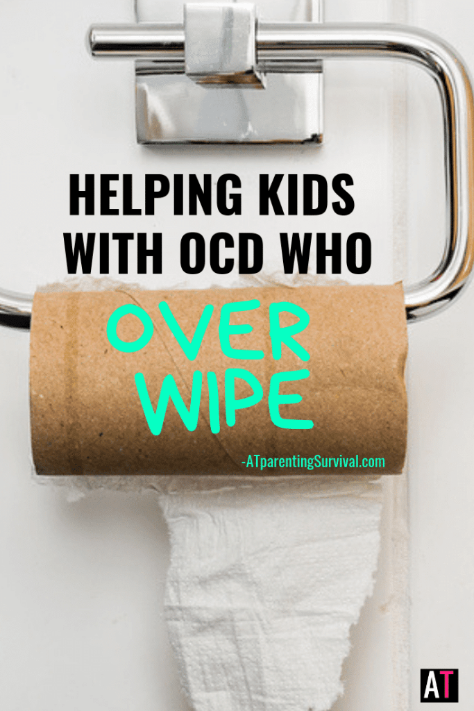 In this kids youtube video I talk to kids with OCD about how to handle over wiping after going to the bathroom.