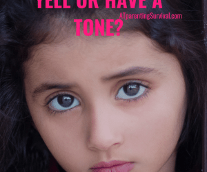 Does Your Sensitive Child Crumble When People Yell or Have a Tone?
