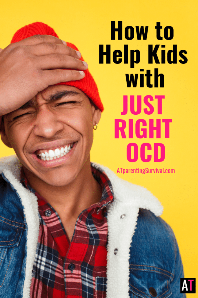 In this Youtube video I talk to kids about what Just Right OCD is and what strategies they can take to overcome it.