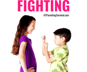 PSP 122: How to Handle Sibling Fighting