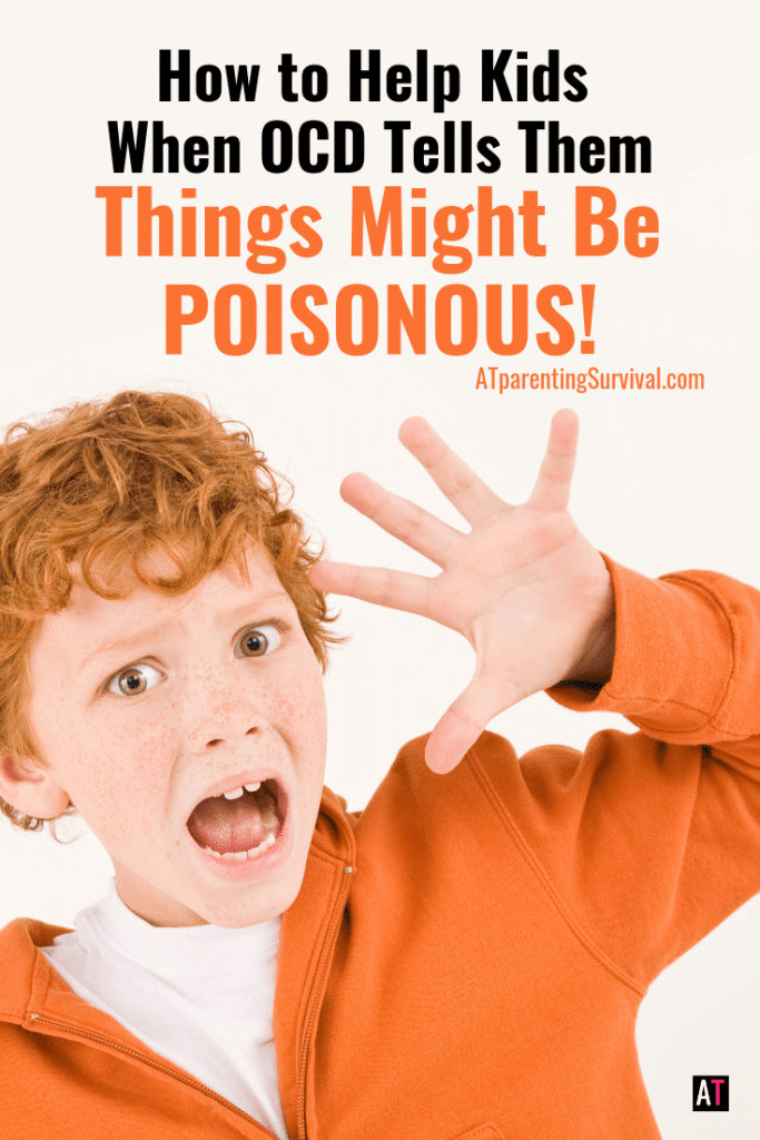 Does your child's OCD tell them things might be poisonous? The Kids Youtube video talks to kids about this common OCD theme.