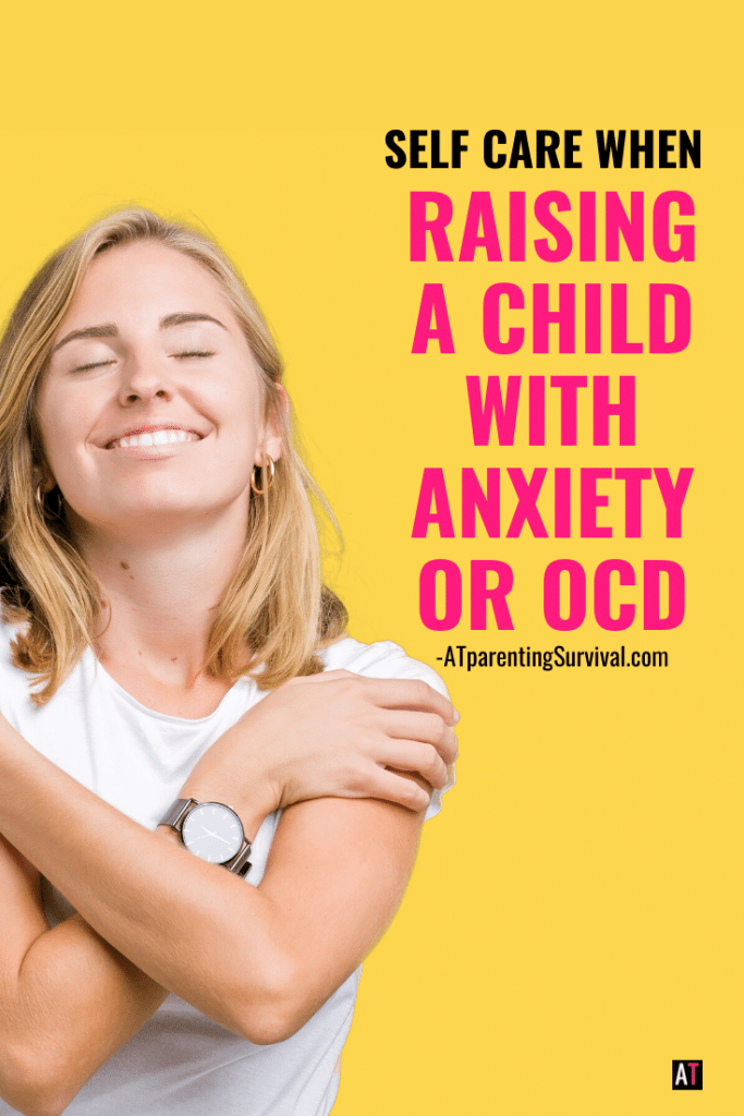 Self care is not a selfish act. In fact, when raising a child with anxiety or OCD it is crucial so you can be better armed to help your child. We talk about where to start.