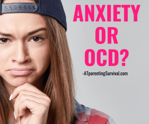 Does Your Child Try to Hide Their Anxiety or OCD?