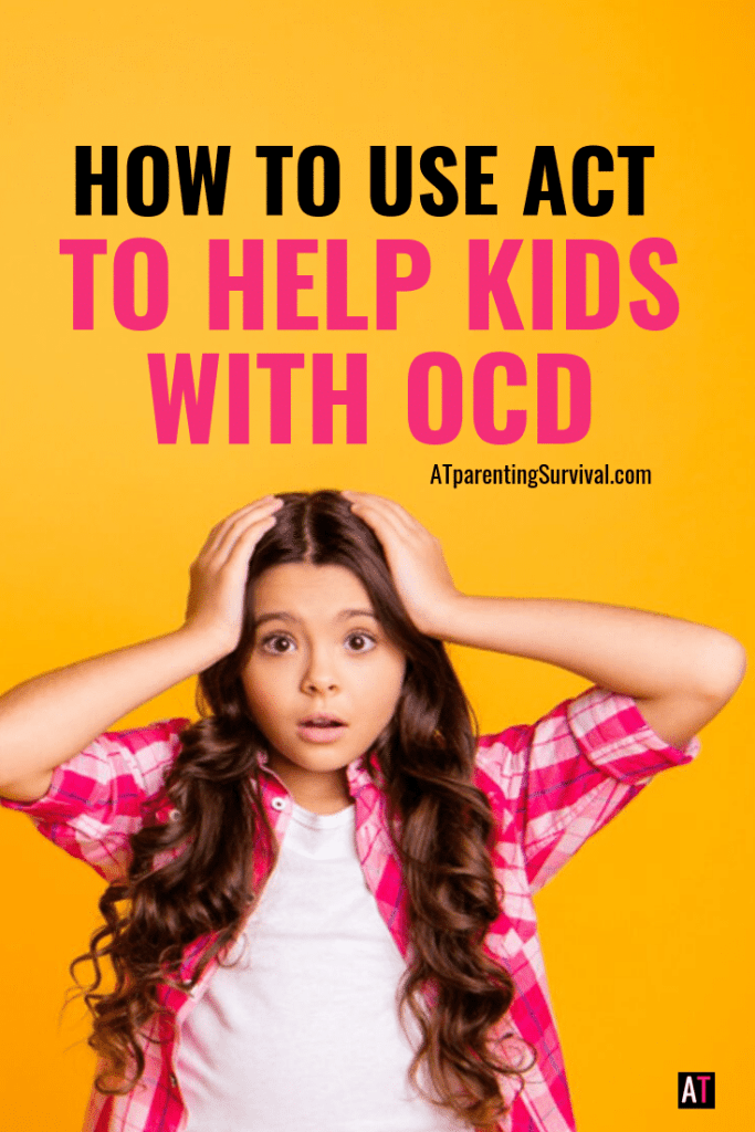 Do you struggle to motivate your child with OCD to work on their issues. Learn how to use ACT to help motivate kids with OCD.