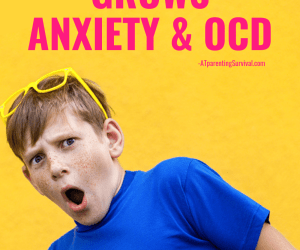 Helping Kids Realize that Avoidance Grows Anxiety & OCD