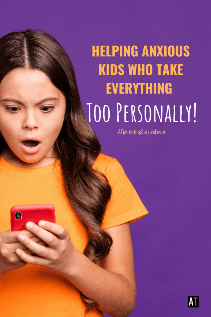 Does your child take everything too personally? In this week's kids youtube video I talk to kids about how to have a more objective perspective.