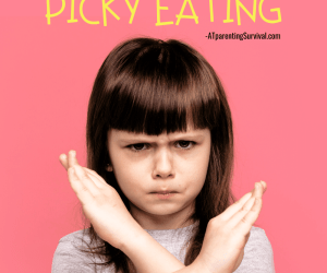 PSP 165: Three Ways to Help Anxious Kids with Picky Eating