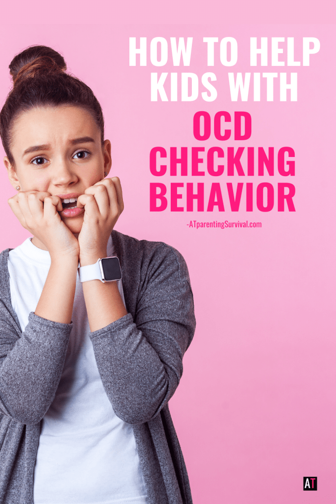 OCD checking behavior is a common compulsion. Learn how these compulsions show up and what to do to help kids and teens with this struggle.