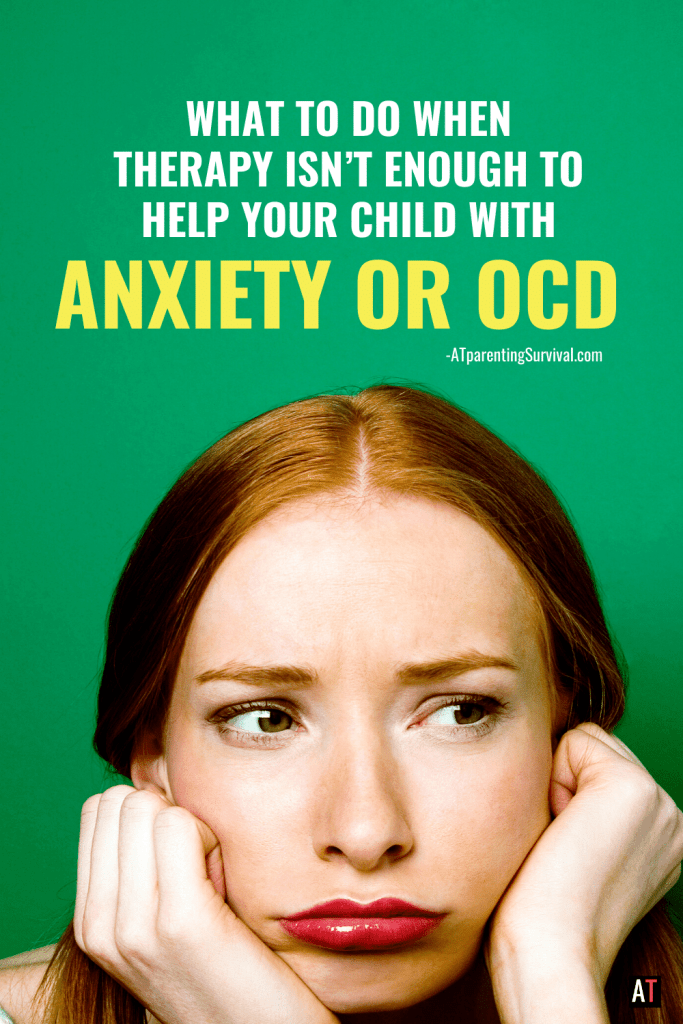 What should parents do when therapy isn't enough to help their child with anxiety or OCD. In this episode, we explore higher levels of care for kids.