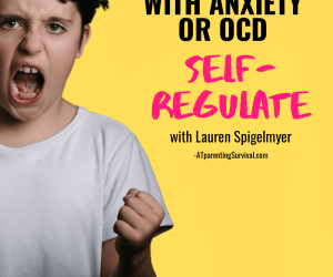 PSP 184: Four Simple Steps to Help Kids Self-Regulate with Lauren Spigelmyer