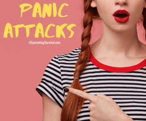 How to Help Kids Stop Panic Attacks