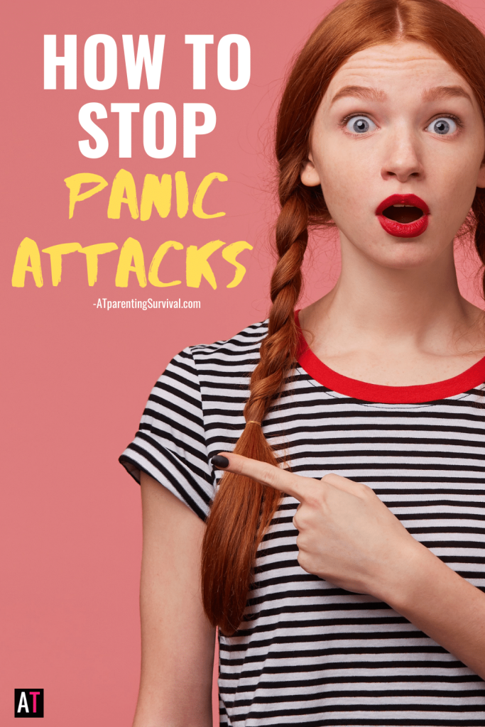 In this week's youtube video I talk about the one thing most people are doing when they have a panic attack that guarantees to make them last longer.