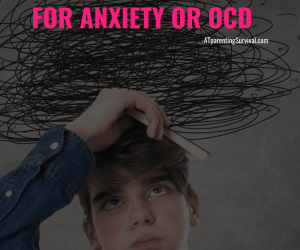 Helping Kids Who Need to Take Medication for Anxiety or OCD