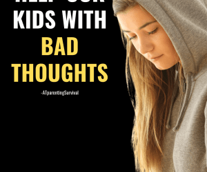 Helping Kids Cope with Bad Thoughts