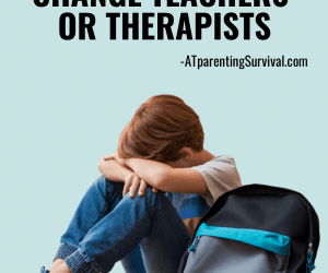 PSP 209: Helping Anxious Kids Change Teachers or Therapists