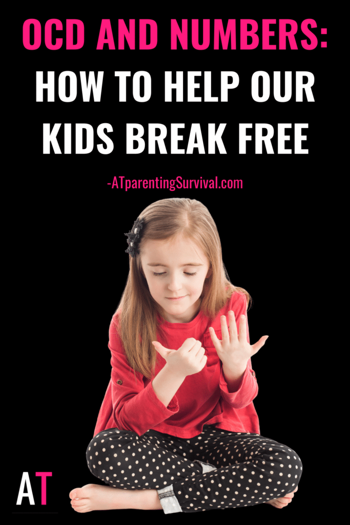 OCD and numbers often go hand in hand. In this video I talk to kids and teens about how to break free from OCD and numbers.