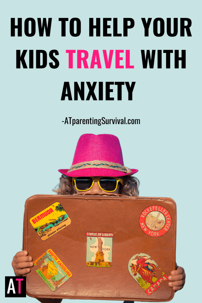 Learn how to help your kids not only travel with anxiety, but have fun and enjoy their time away from home.