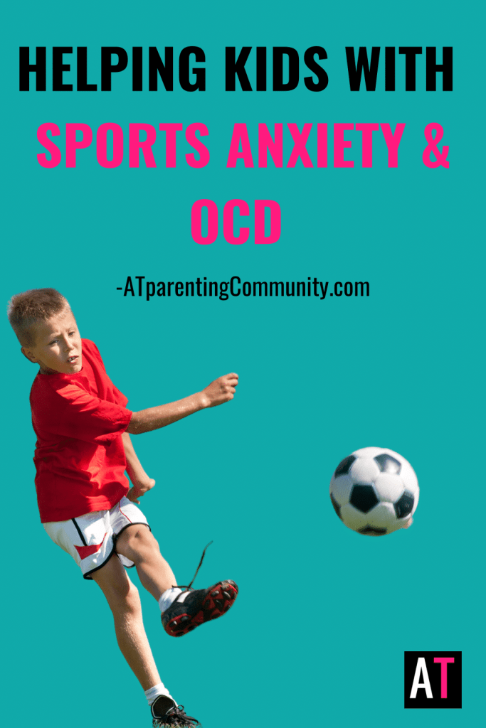 Learn how to help kids and teens with sports anxiety and OCD. I speak to Cali Werner about her journey as both a clinician and an athlete with anxiety and OCD.