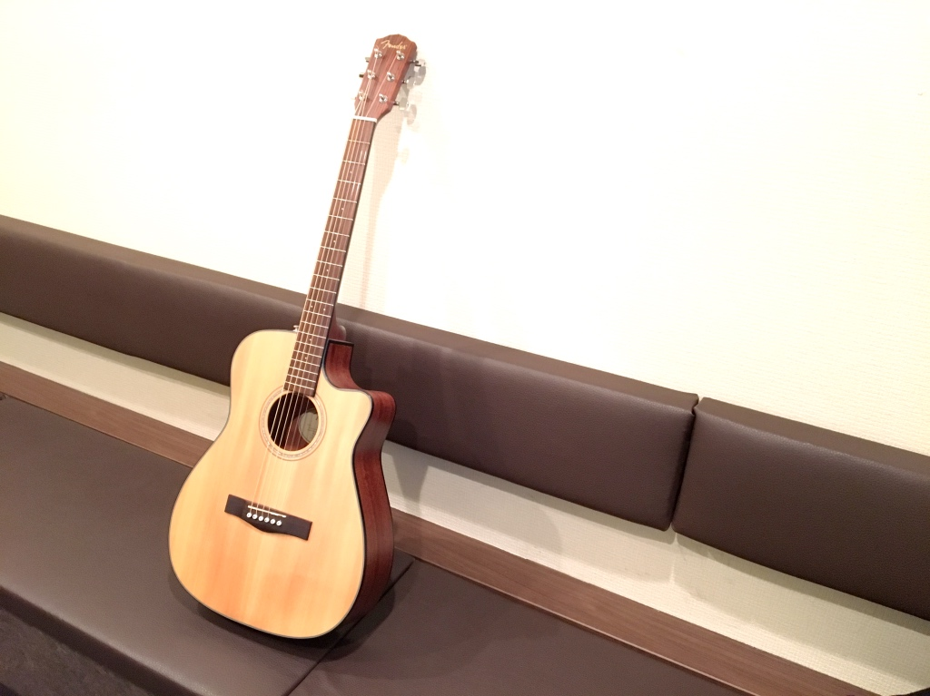 ギター弾き語りレッスン