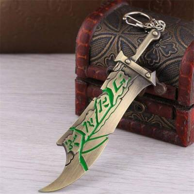 League of Legends Riven Sword Key Chain 03