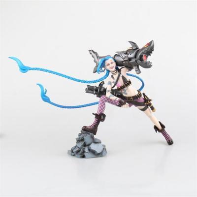 League of Legends Jinx Action Figure